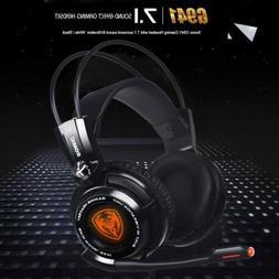 virtual hifi surround sound gaming headset game