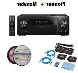 Pioneer VSX832 5.1-Channel 4K Ultra HD, Network AV Home Thea