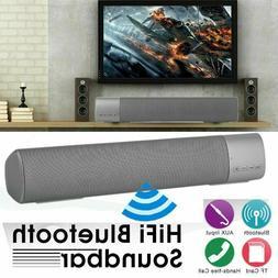 AudioBLUE-Wireless Bluetooth 360 TV Surround Sound Bar Speak