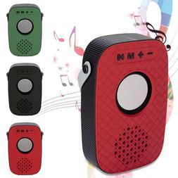 Ouhaobin Wireless Bluetooth Speaker Portable HIFI <font><b>S