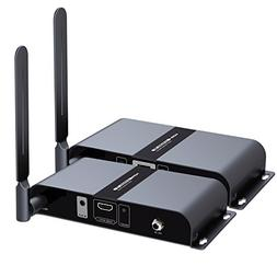 TNP Wireless HDMI Transmitter and Receiver Kit - Wireless HD