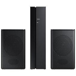 Samsung 2 Channel Wireless Rear Speakers, Black