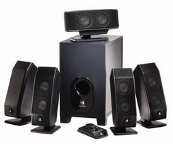 Logitech X-540 5.1 Surround Sound Speaker System with Subwoo