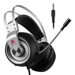 Xbox one Gaming Headset,Xiberia K1 Surround Stereo Sound Gam