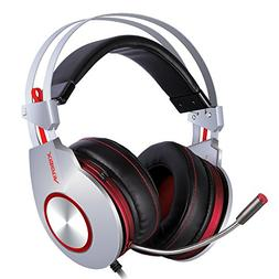 XIBERIA K5-D 3.5mm Over-Ear Surround Sound Pro Gaming Headse