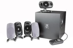 Logitech Z-5300 5.1-Channel Surround Speaker System