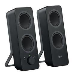 Logitech Z207 2.0 Multi Device Stereo Speaker