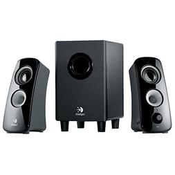 Logitech Z323 3-Piece 2.1 Channel Multimedia Speaker System,