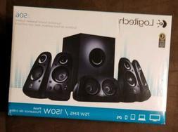 Logitech Z506 Z-506 5.1 Surround Sound Home Theater Speaker