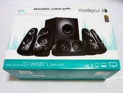 Logitech Z506 6-Piece 5.1 Channel 3D Surround Sound Speaker