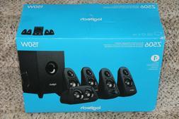 Logitech Z506 75W Surround Sound 5.1 Home Theater Speakers B