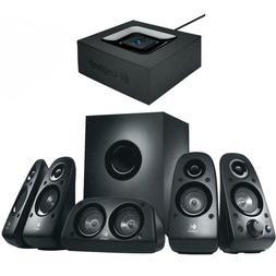 Logitech Z506 Surround Sound Speakers with Logitech Bluetoot