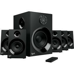 Logitech Z606 6-Speaker 5.1 Surround Sound with Bluetooth